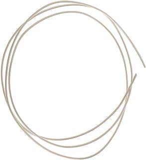 2 Stücke 50 Cm 925 Silberdraht Schmuckzubehör DIY Halskette Armband