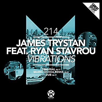 Vibrations (feat. Ryan Stavros)