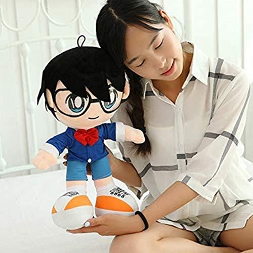 Detective Conan - Estuche de peluche (50 cm), diseño de Conan Edogawa
