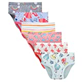 Product Image of the Baby Soft Cotton Panties Little Girls'Briefs Toddler Underwear (Pack of 6) 3/4T...
