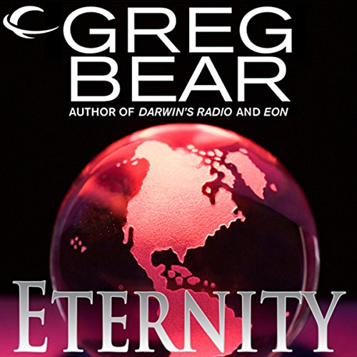 Eternity audiobook cover art