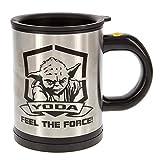 Star Wars Self Stirring and Spinning Mug: Yoda
