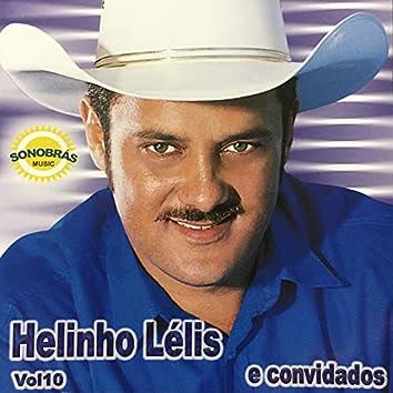 Helinho Lélis e Convidados, Vol. 10