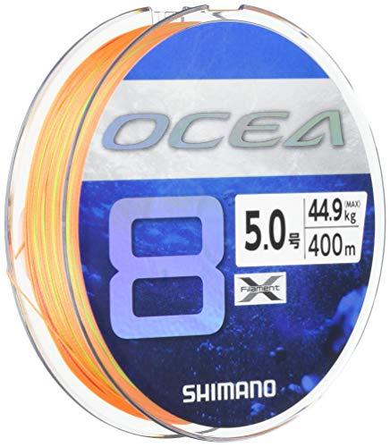 シマノ オシア 8 5号 400m LD-A81S