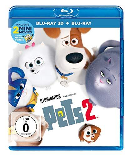 Pets 2 - 3D - Blu-ray