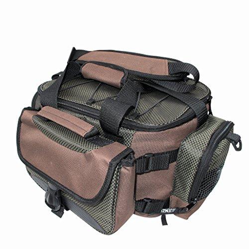Spinnfischer-Tasche Deluxe, 42x28x21cm