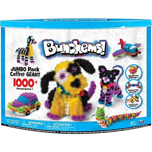 Spin Master Spin Master bunchems Jumbo Pack/6028251/