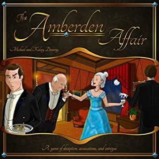Two Penny Games The Amberden Affair