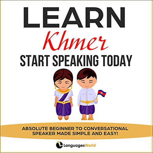 『Learn Khmer: Start Speaking Today』のカバーアート