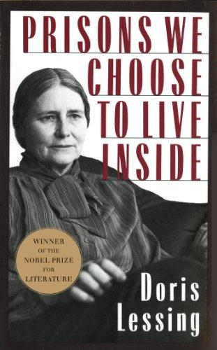 Prisons We Choose to Live Inside (Cornelia & Michael Bessie Books) (English Edition)