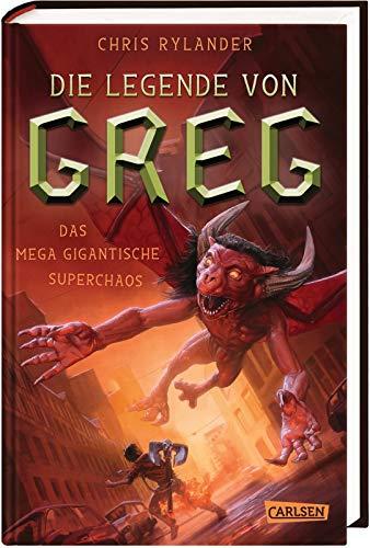 Die Legende von Greg 2: Das mega-gigantische Superchaos (2)