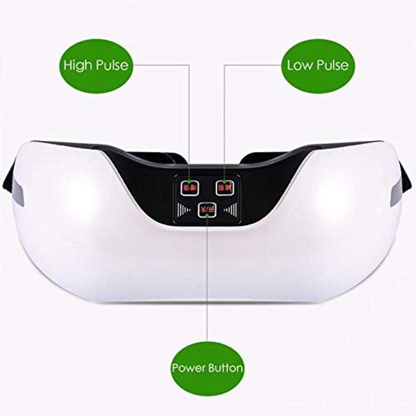 輸送伸ばすペンス近視の予防のための視力回復器具トレーニングアイマッサージ器具 (Color : White)