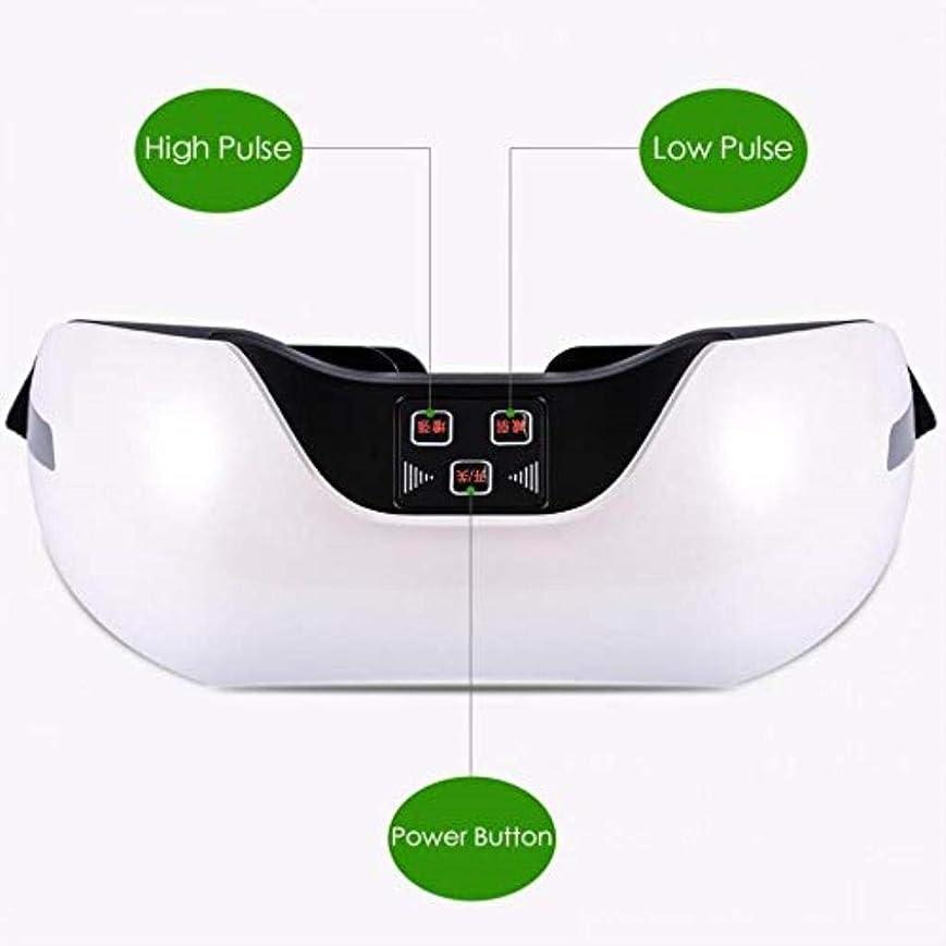 メンダシティ答え巡礼者近視の予防のための視力回復器具トレーニングアイマッサージ器具 (Color : White)
