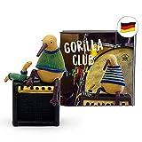 tonies Hörfiguren für Toniebox: Gorilla Club - 1-2-3-4! - 14 Kinderlieder zum Singen und Tanzen Figur - ca. 45 Min - ab 6 Jahre - DEUTSCH