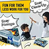 Robot STEM Toy | 3 In 1 Fun Creative Set | Construction Building Toys For Boys Ages 7+ Years Old | Best Toy Gift For Kids | Free Poster Kit Included