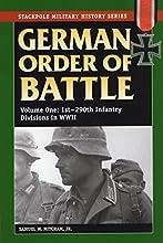 German Order of Battle 1 (Military History)