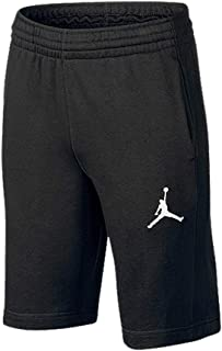 Nike Jordan Boys' Flight Lite Terry Shorts Black 954251 023