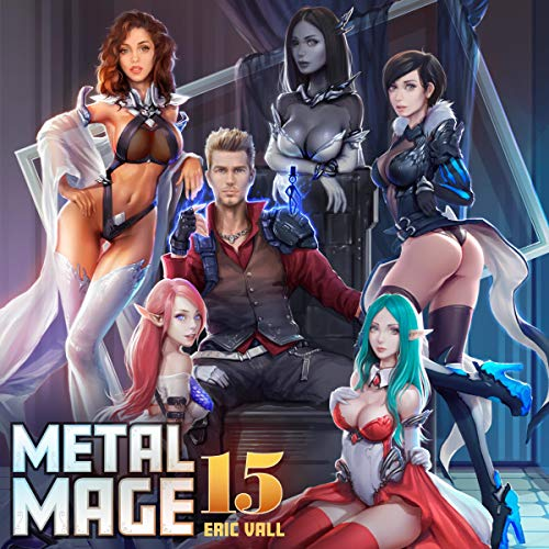 Metal Mage 15 Audiobook By Eric Vall cover art