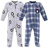 Hudson baby Baby Girls' Blanket Sleepers