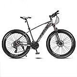 CPY-EX Mountainbike, Aluminium Rahmen, 24/27/30/33 Geschwindigkeit, 27.50 Zoll Raddurchmesser, hydraulische Scheibenbremse (Hydraulische Bremsbelag) Doppelscheibenbremse,C,30