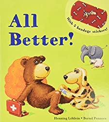 All Better! Book Cover
