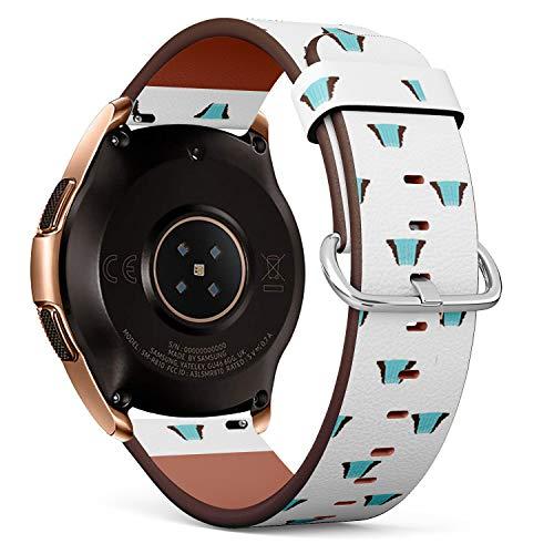 Compatible con Samsung Galaxy Watch (42 mm) - Correa de Relo