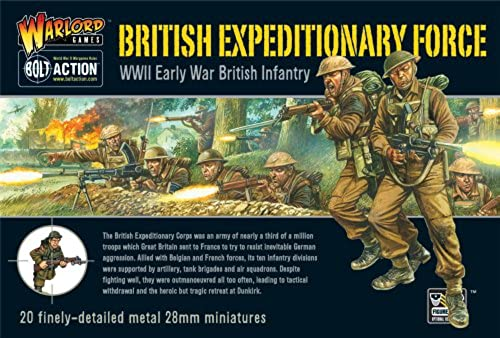 Britischen Expeditionskorps - Bolt Action