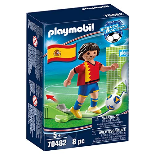 PLAYMOBIL 70482 Jugador español