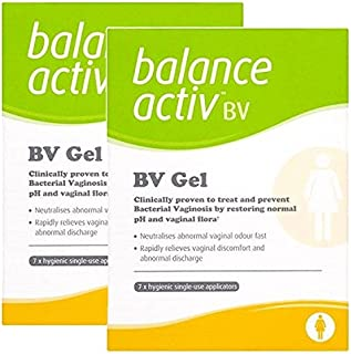 Balance Activ (Pack Of 2) Bv Pessary |