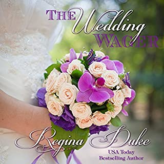 The Wedding Wager cover art