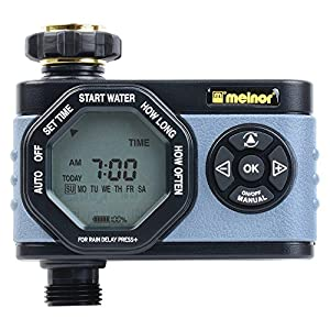 Melnor Simple and Flexible Programming, Digital Water Timer