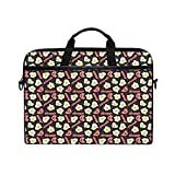 ADONINELP Laptop Bag for Men and Women,Yummy High Protein Breakfast Concept With Scrambled Eggs And...
