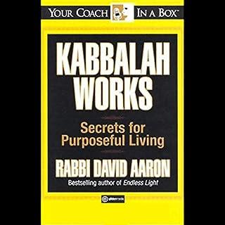 Kabbalah Works audiobook cover art