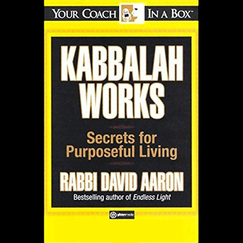 Kabbalah Works audiobook cover art