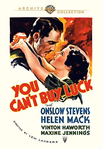 You Can't Buy Luck [DVD]