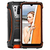 Blackview BV6900 (2020) Móvil Libre Resistente IP68, Telefono Antigolpes Corning Gorilla Glass de 5.84 Pulgadas, 16MP Cuatro cámaras traseras,4GB+64GB,Batería de 5580mAh,Carga Rápida de 18W,NFC