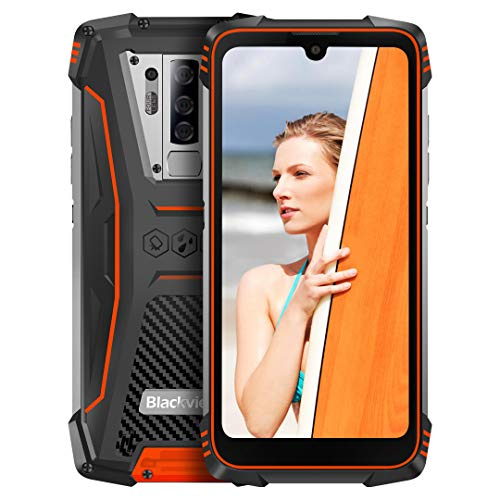 Blackview BV6900 Rugged Smartphone, 4GB RAM+64GB ROM Cellulare Caterpillar,...