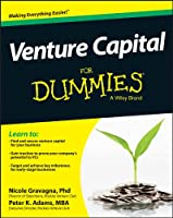 Venture Capital For Dummies (For Dummies Series)