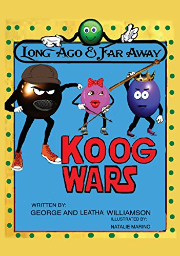 KOOG WARS (English Edition)