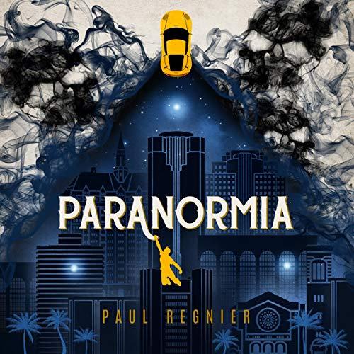 Paranormia audiobook cover art