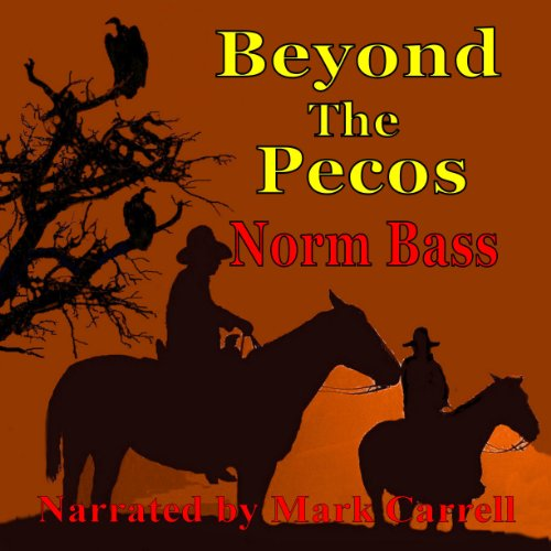 Beyond The Pecos audiobook cover art