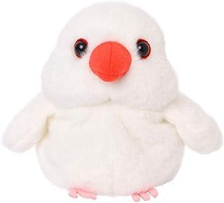 ぬいぐるみ 鳥 ぽてぴよ ビーンドール ポテピヨ 鳥 バード 癒しグッズ 手のひらサイズ 可愛い 縫いぐるみ SSサイズ もこもこ 人形 ソフトビーンドール