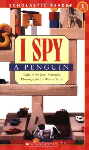 I Spy a Penguinの詳細を見る