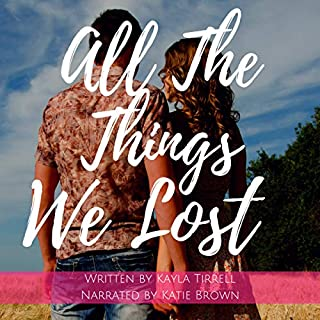 All the Things We Lost audiobook cover art