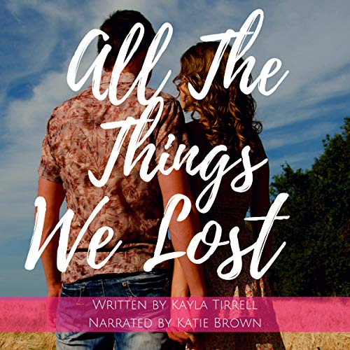 Couverture de All the Things We Lost