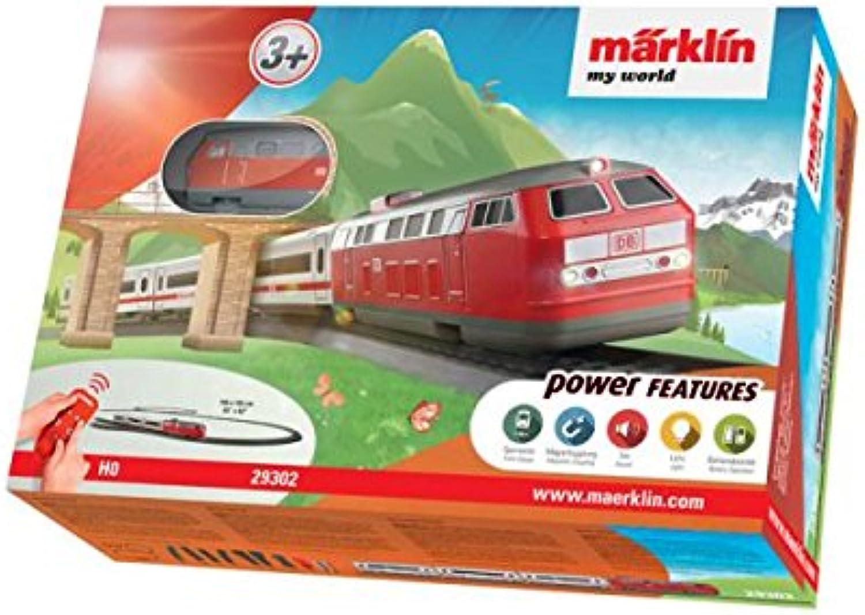 mejor calidad mejor precio Märklin 29302 Modelo de ferroCocheril y Tren - Modelos Modelos Modelos de ferroCocheriles y Trenes (Cualquier génegro, Batería, Multi, De plástico, AA AAA)  la red entera más baja