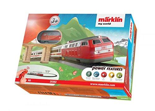Märklin 29302 Modellbahn Startset, Bunt