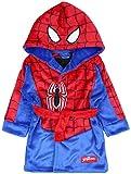 Albornoz Azul y Rojo Spiderman Marvel 1,5-2 años
