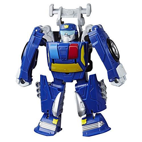 Transformers- Bots Chase El Robot Policía (Hasbro E8101ES0)