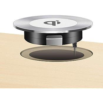 Legrand, Qi Wireless Charger; induktives Einbau Ladegerät
